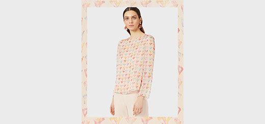 Armani.com - Twice the style with Mini-Me looks
