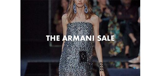 FORZIERI - The Armani SALE