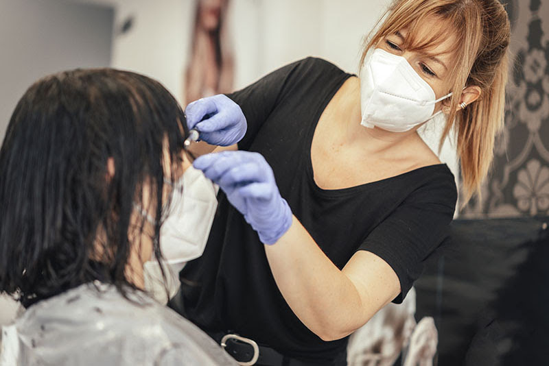 irish-beauty- Mobile hair & beauty: Suggestions for safer working