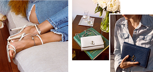Jimmy Choo - At Home Glamour