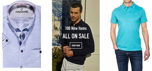 Louis Copeland & Sons - 100 New Items All On Sale
