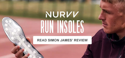 Runners Need - Nurvv run insoles - the future is here