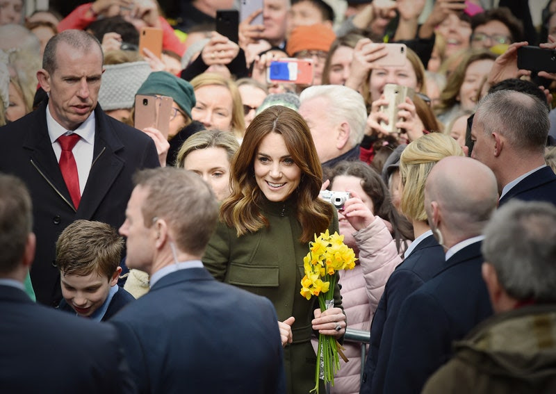vanity fair -How Kate Middleton Is Redefining Her Royal Role