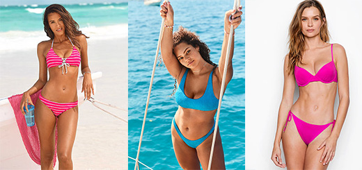 Victoria's Secret - Crushing on these suits of the moment