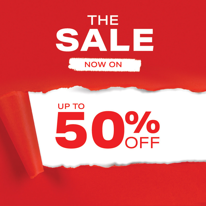 Brown Thomas - The secret's out - The Sale is here