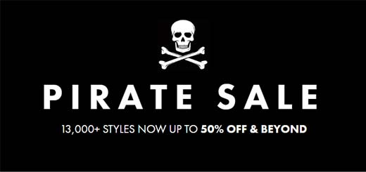 FORZIERI - Pirate Sale is ON