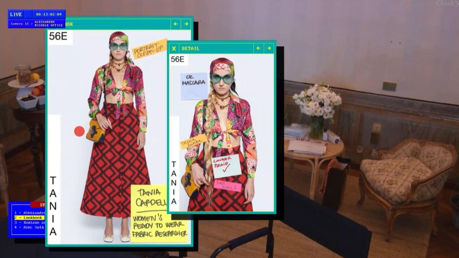 Gucci video milan fashion week pynck.JPG