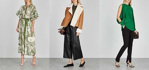 Harvey Nichols - New-in styles from Givenchy, Loewe and Malone Souliers