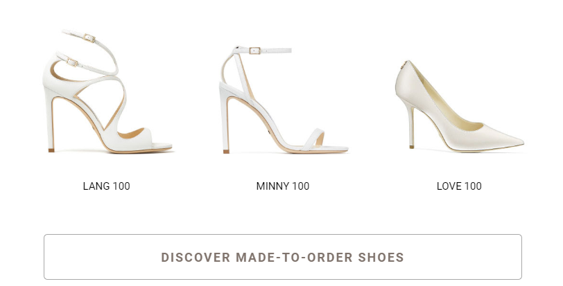Jimmy Choo - Uniquely Yours - Made-to-Order