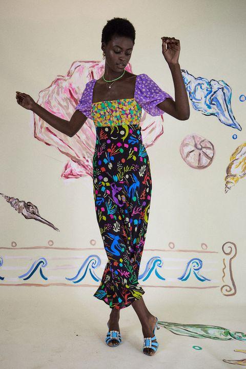 rixo spring 2021 ariel mermaid collection