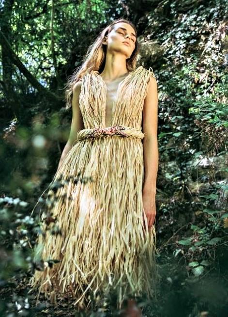 Tiziano Guardini straw dress milan (2) cropped.JPG