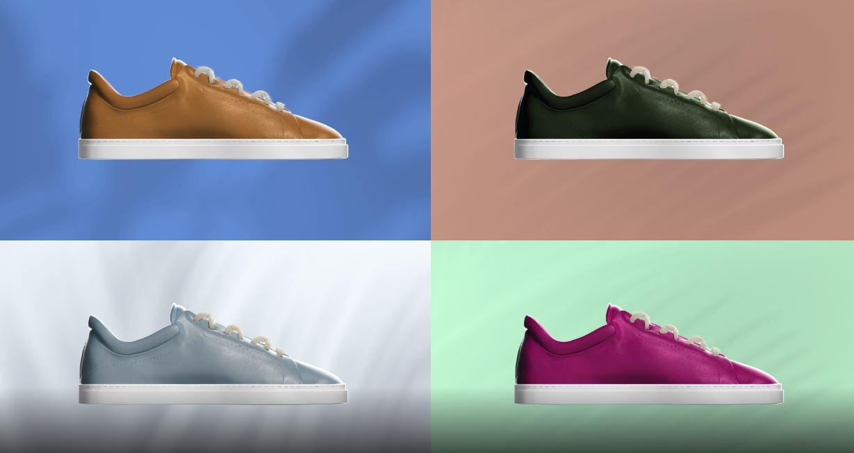 Yatay designer planet 4 sneakers Milan.JPG