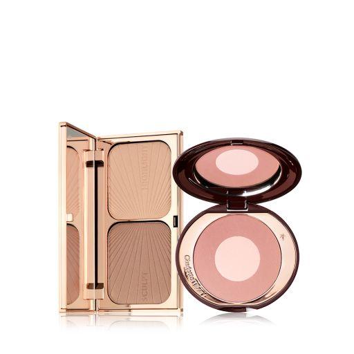 Bronzed Blushing Beauty Kit