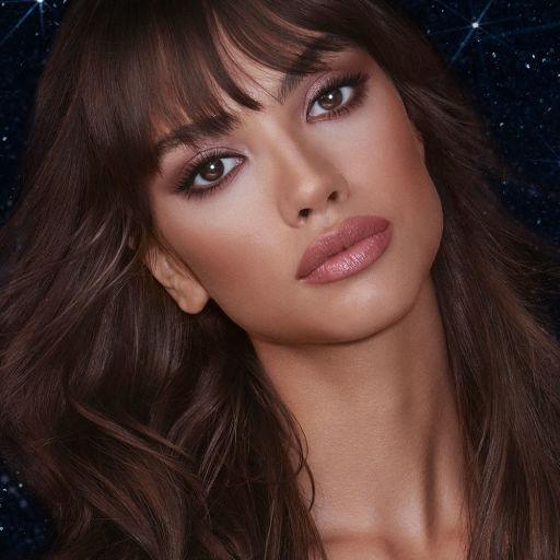 Glowing Beauty Model Image