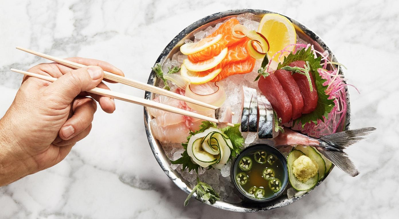 fulton sushi chopsticks ny eve take out.jpg