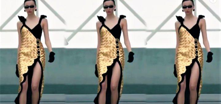 NYFW Raisa 2-21 gold black dress youtube (2) use this horizontal .JPG