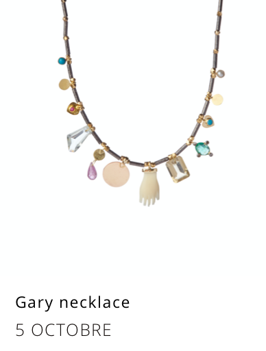 A picture containing accessory, necklet Description automatically generated