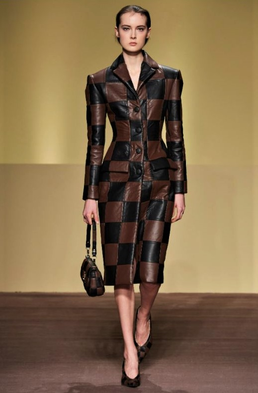 Abodi brwm blk check dress Milan 2 Hungarian (2) cropped.JPG