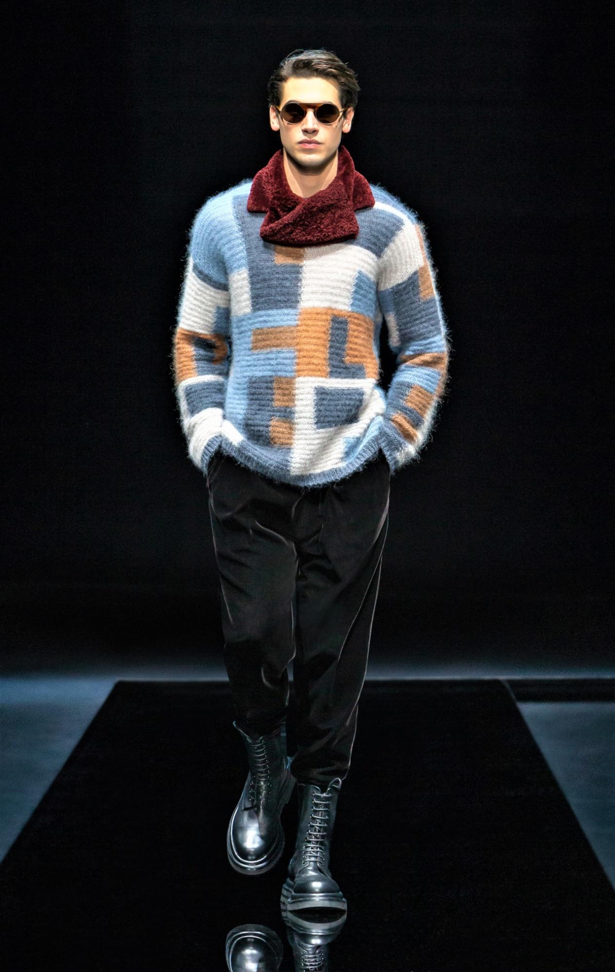 Milan 3 Giorgio-Armani-MENS-Fall-21 sweater vogue cropped.jpg