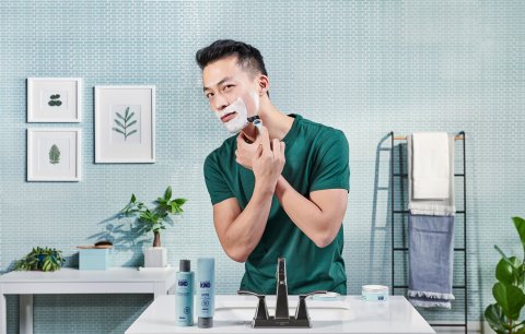 The Planet KIND lineup includes a razor and blades, moisturizer, face wash and shave cream, available at Target stores nationwide, on Target.com and planetkindbygillette.com. (Photo: Business Wire)