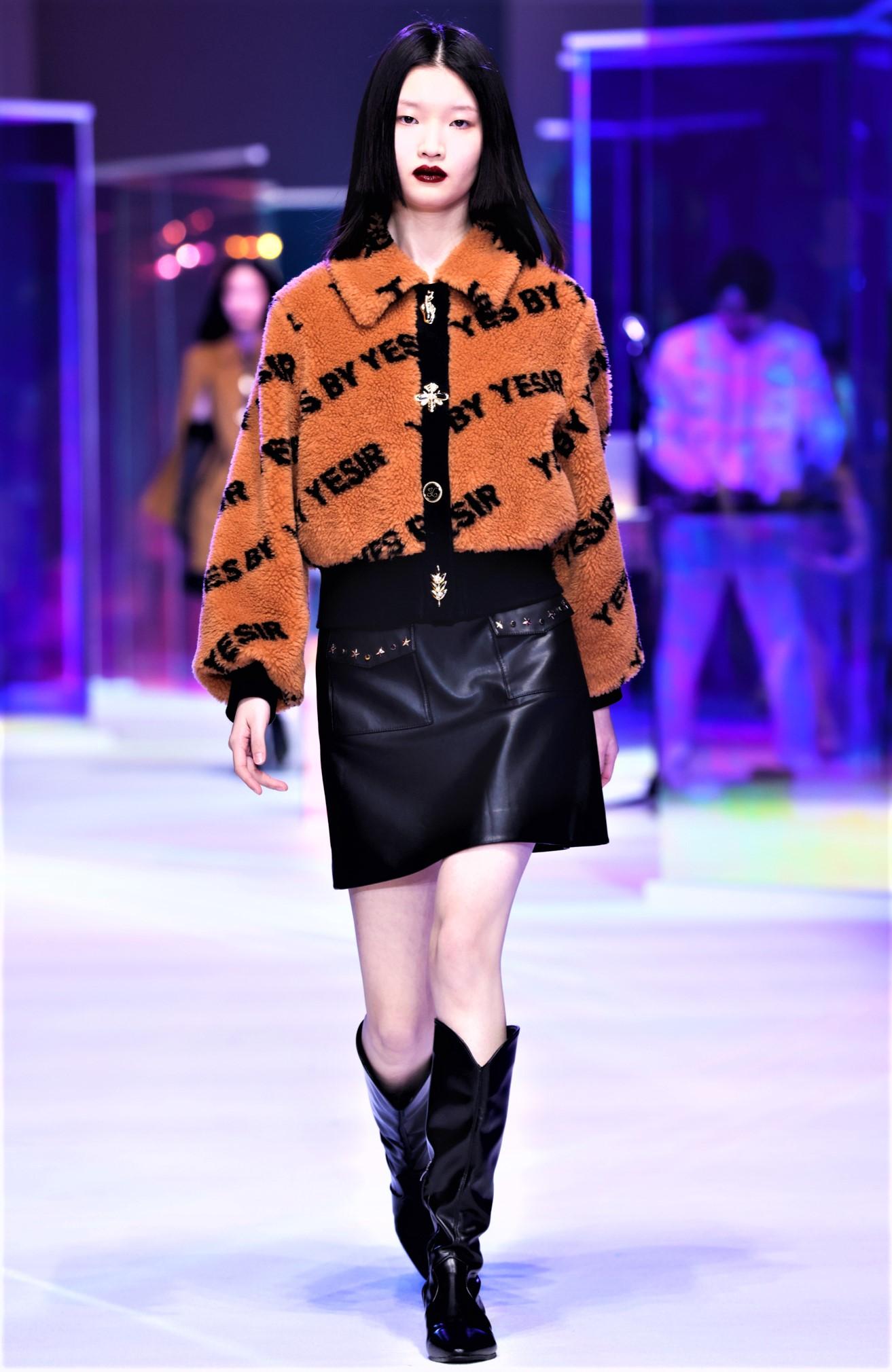 Yes by Yesir Shanghai carmel jkt skirt cropped.jpg