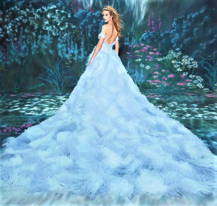 CALYPSO Ines di santo back train bridal cropped blue.jpg
