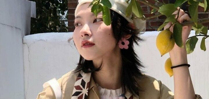 Netflix's Next In Fashion featured creations by Chinese fashion designer Angel Chen. Photo: @angelchenwig/Instagram