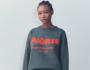 Alexander McQUEEN – McQueen Graffiti sweatshirt and joggers.