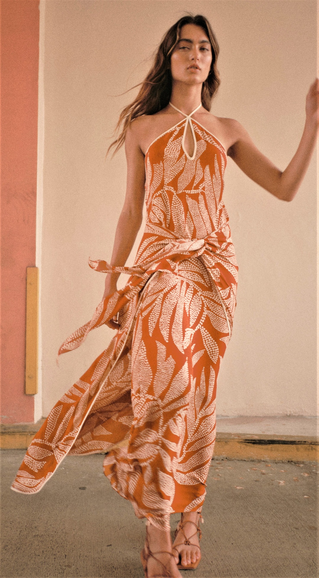 Johanna Ortiz resort 8-21 orange wht dress cropped.jpg