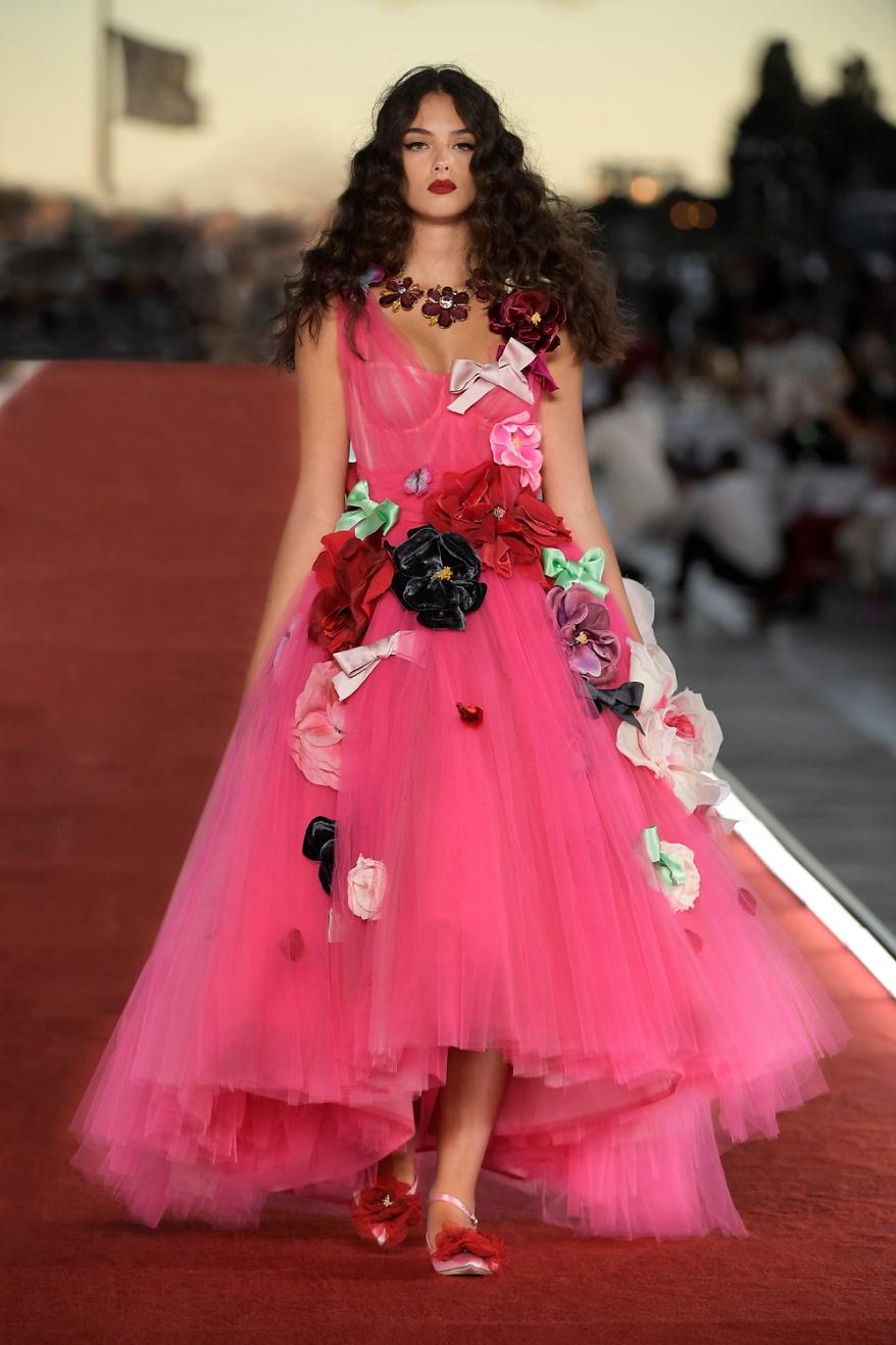 Dolce Pink dress venice D+G site.jpg