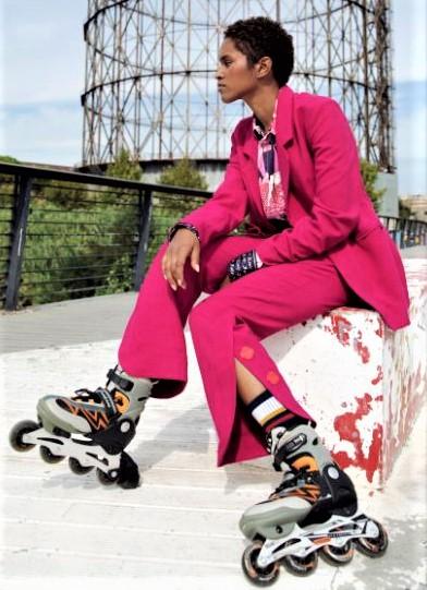 Milan no. 2 emerg ita sustainable tiziano guardini pink pants suit (2) cropped.JPG