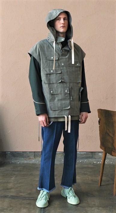 Tokyo 8-21 F-CE mens grey vest cropped.jpg