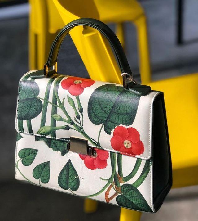 Tokyo 8-21 Loha Spain floral bag.JPG