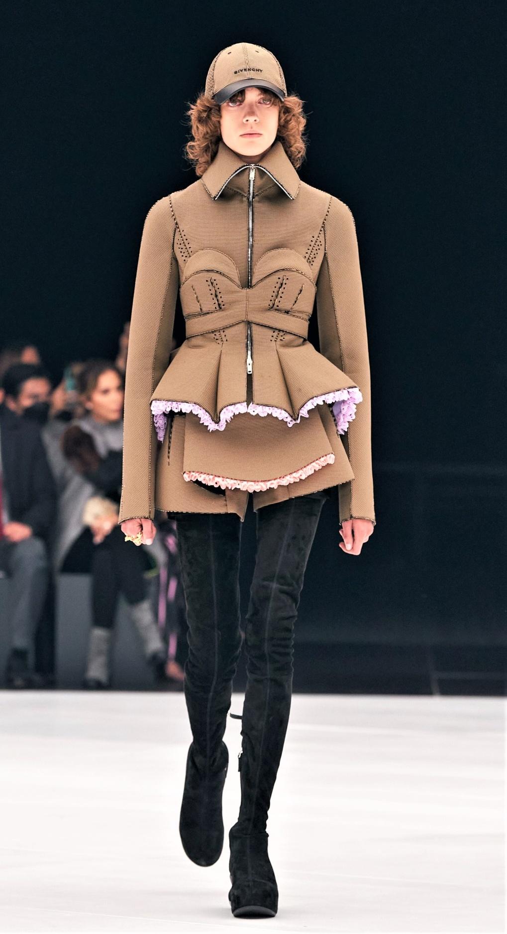 Paris 2. Givenchy beige peplum vog cropped.jpg