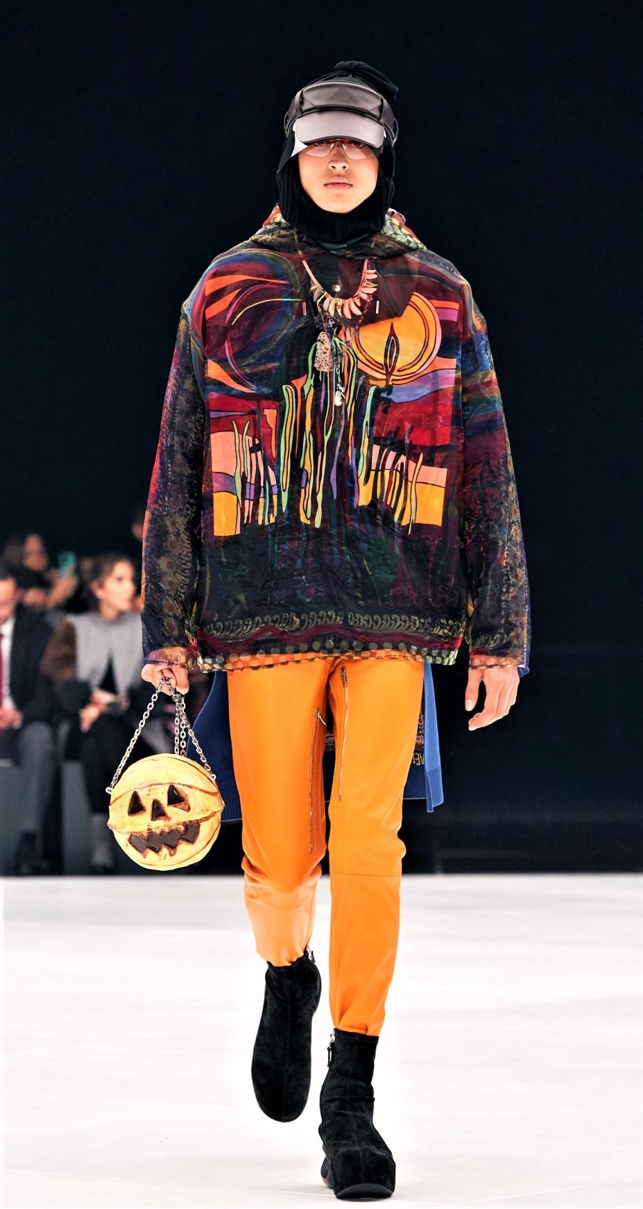 Paris 2. Givenchy mens orange pants vog cropped.jpg